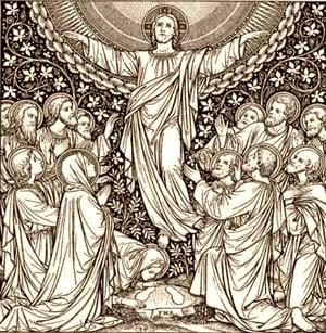 Ascension Thursday