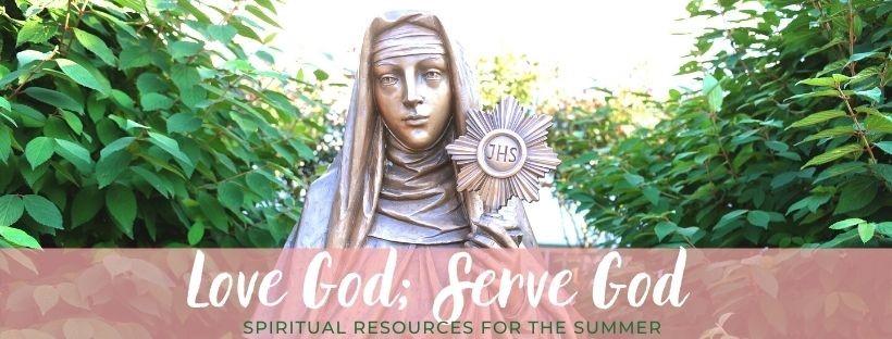 Love God, Serve God