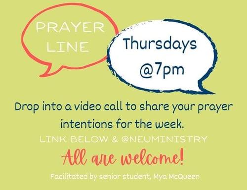 PrayerLine