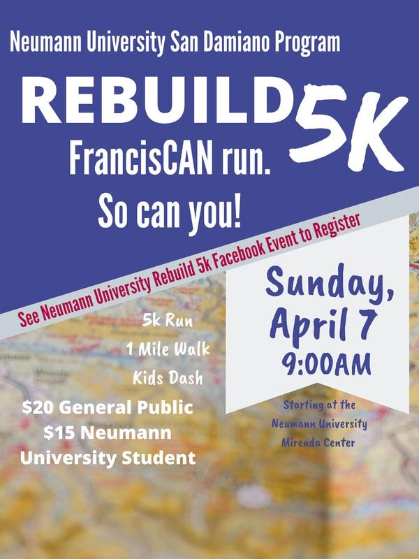 Rebuild 5k