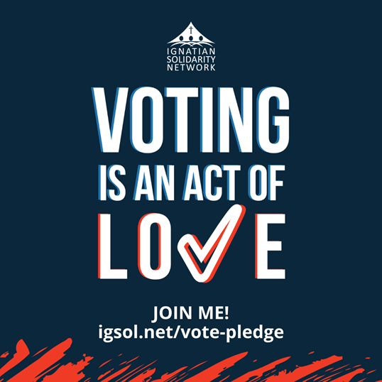 Voting is love