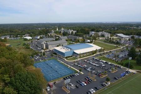 Neumann University campus