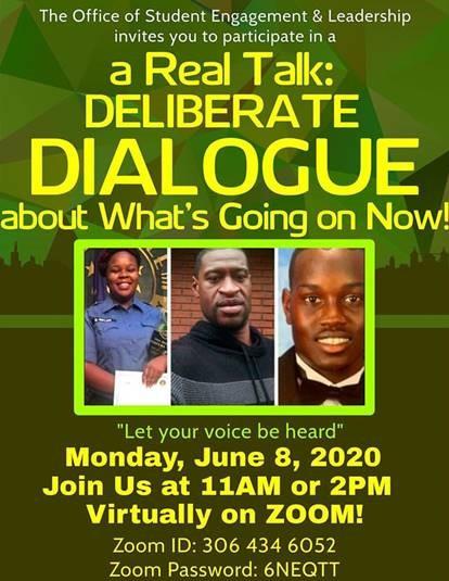 deliberate dialogue