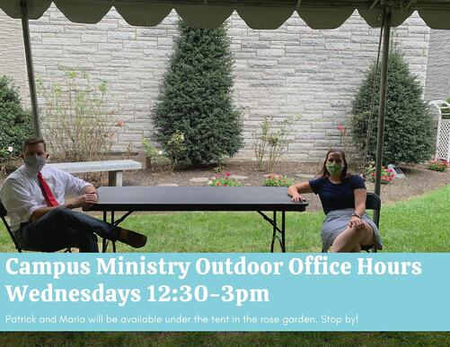 outdoor office hours