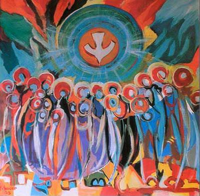 pentecostart