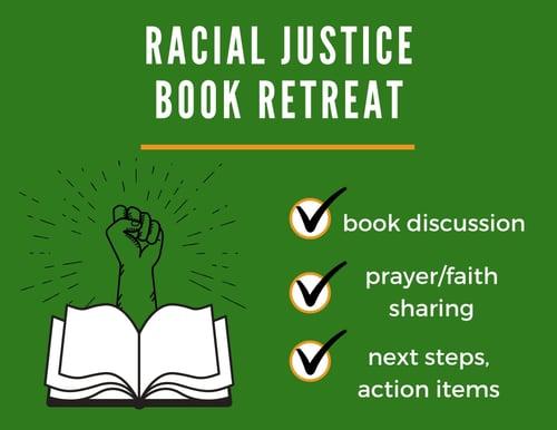 racial justice book retreat