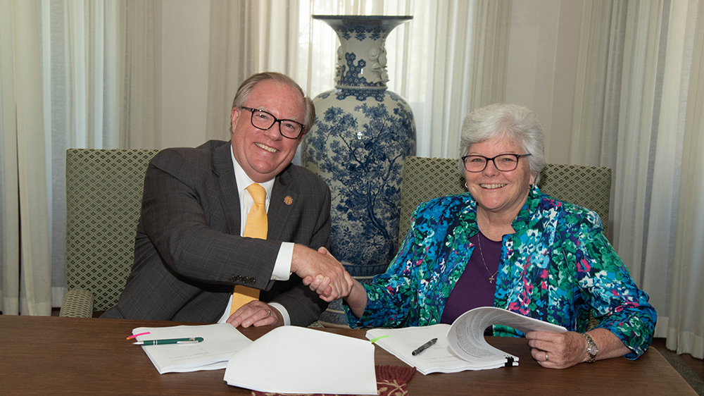 Neumann Buys Our Lady of Angels: Sale Supports NU Expansion, Sisters' Franciscan Mission