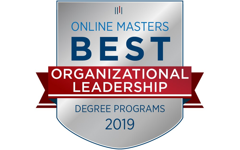 Top 50 in the Country: MS in Organizational and Strategic Leadership