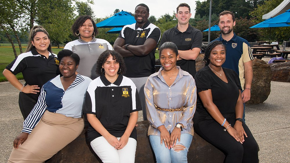 Neumann Expands Graduate Assistant Program