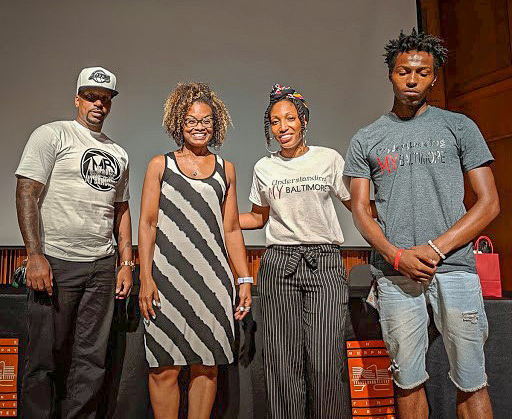 Alumna to Show Her Film about Baltimore Teens on Campus