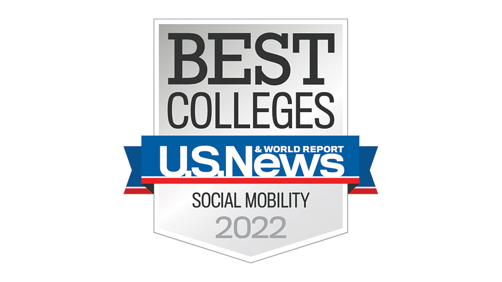U.S. News Ranks Neumann among Best in the North for Social Mobility