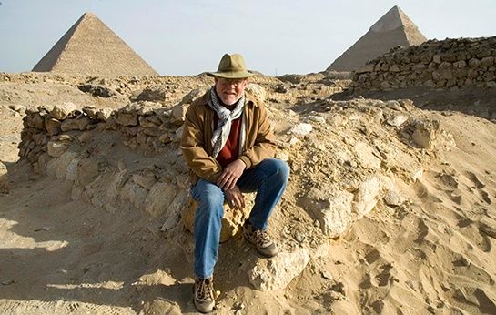 The Medicine of Ancient Egypt Comes to Neumann University