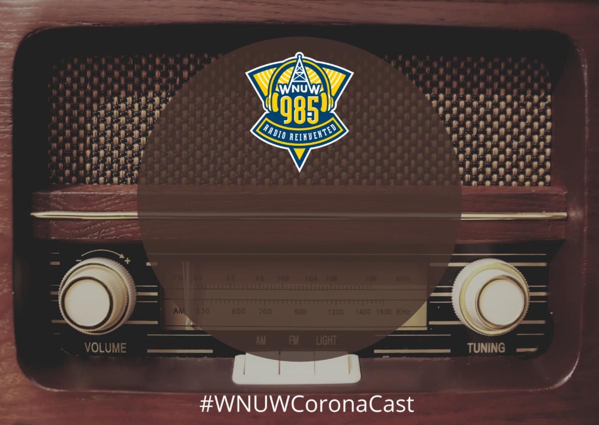 WNUW presents coronacasts