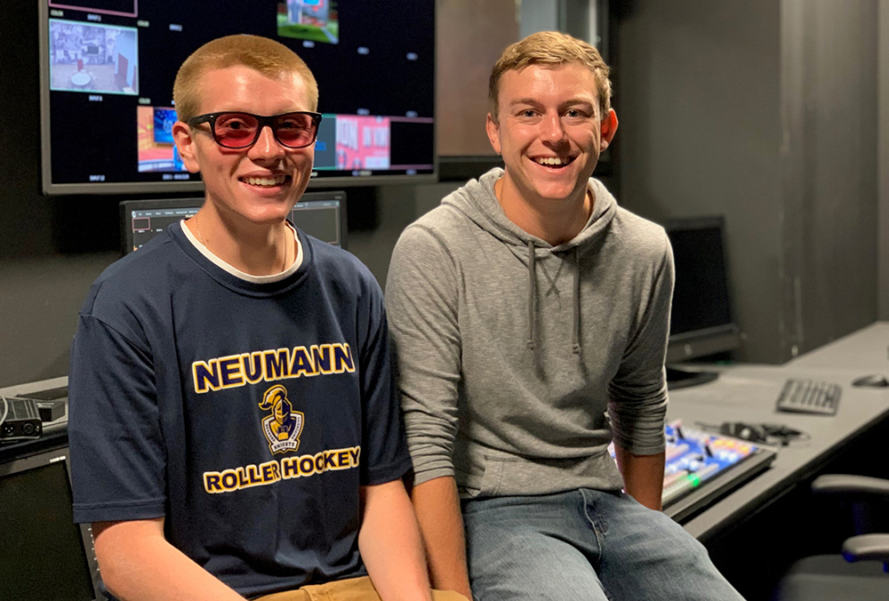 Color Blind: Student Video Nominated for a National Award