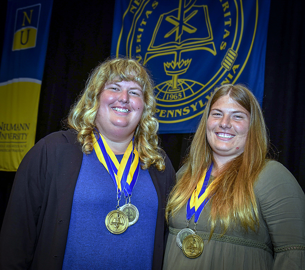 Twins Share Valedictorian Honor