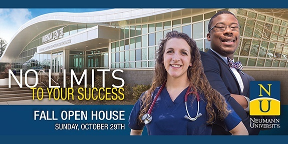 You're Invited!Open House on October 29