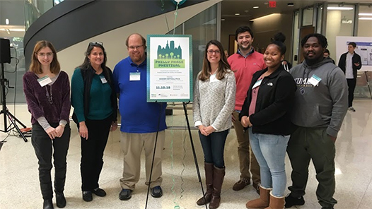 Students Shine in Bacteriophage Research