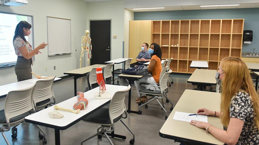 Neumann, Widener Collaborate on Graduate Degree Options for Undergrads
