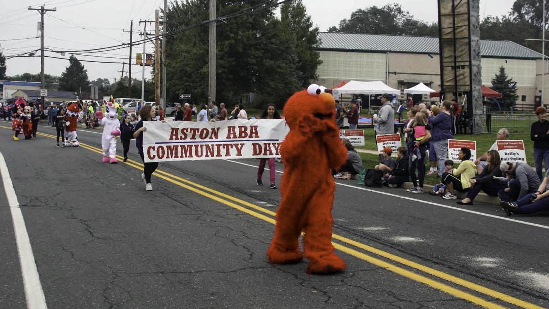 Aston Community Day starts on campus