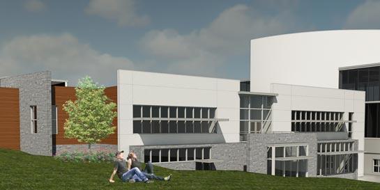 Neumann University to Build Health Sciences Center