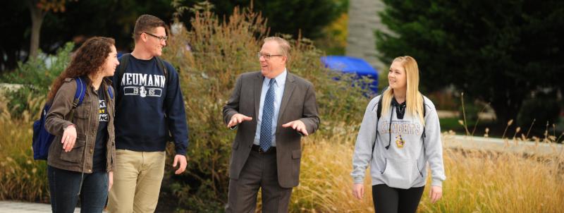 3 Testimonials from Students in Neumann's Sport Business Graduate Program