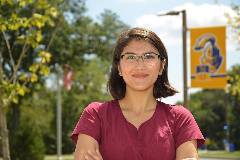 Senior Selected as Psychiatric Nurse Scholar