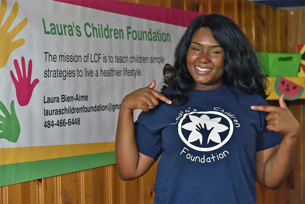 Nursing Major Creates Foundation to Improve Children's Health