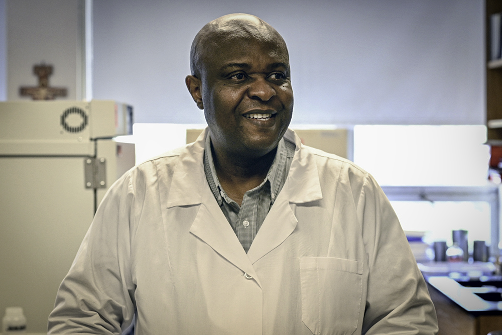 Professor Jude Okoyeh and his Passion for Eradicating Malaria