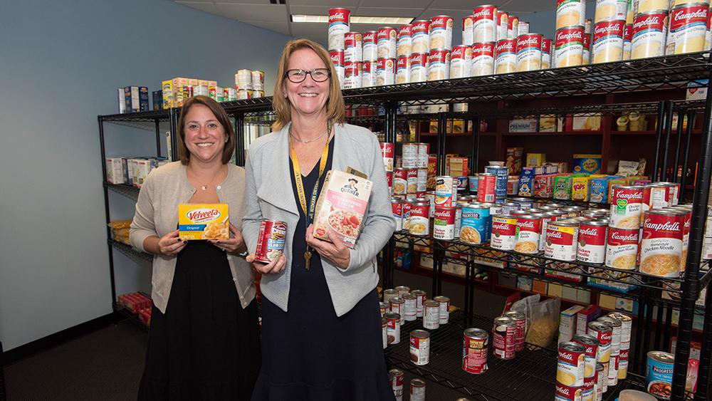 Neumann Opens Food Pantryfor Students