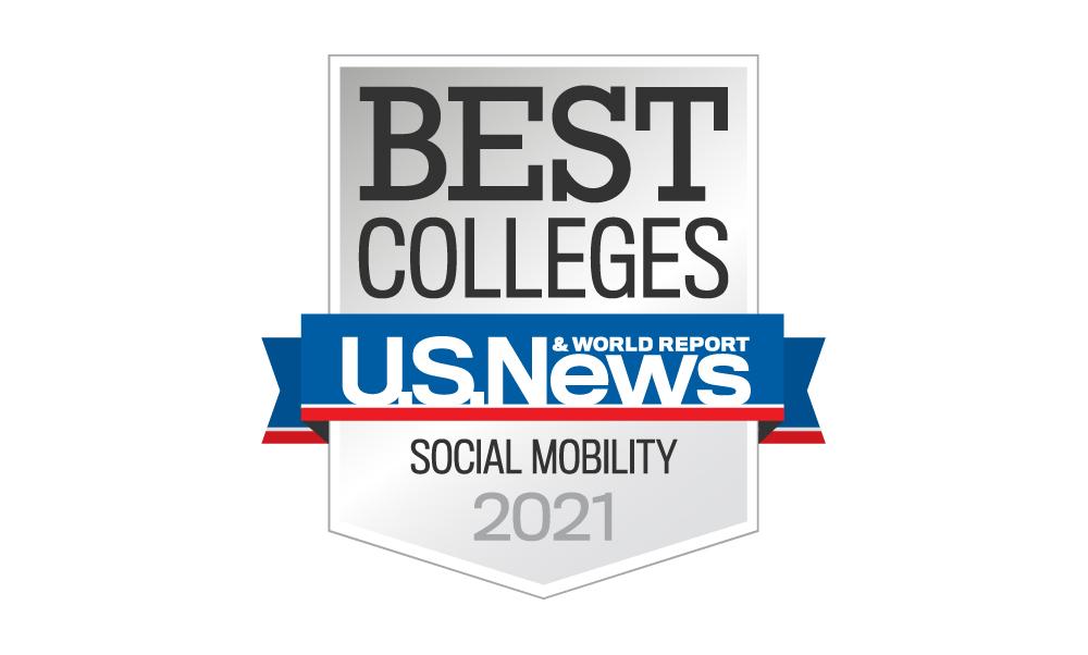 U.S. NewsRanks NeumannforAcademic Quality andSocial Mobility